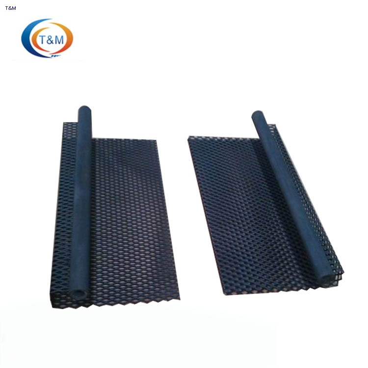 titanium anode for sewage water