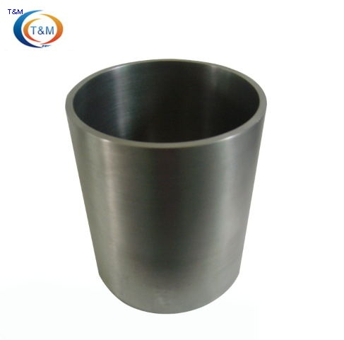 Molybdenum crucible